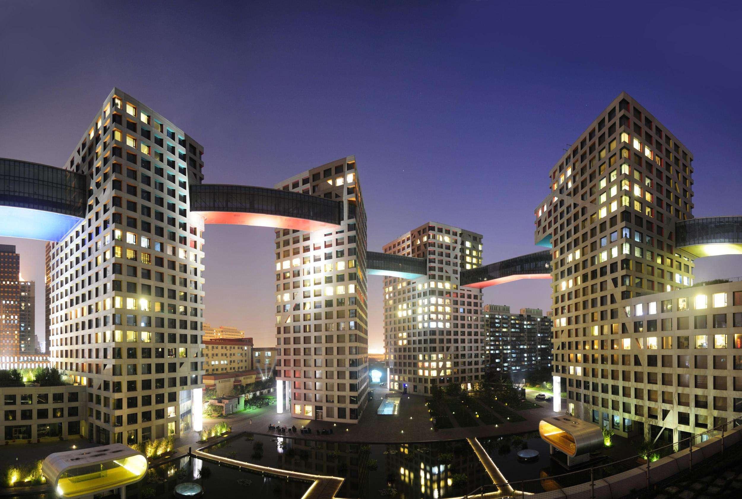 北京当代万国城